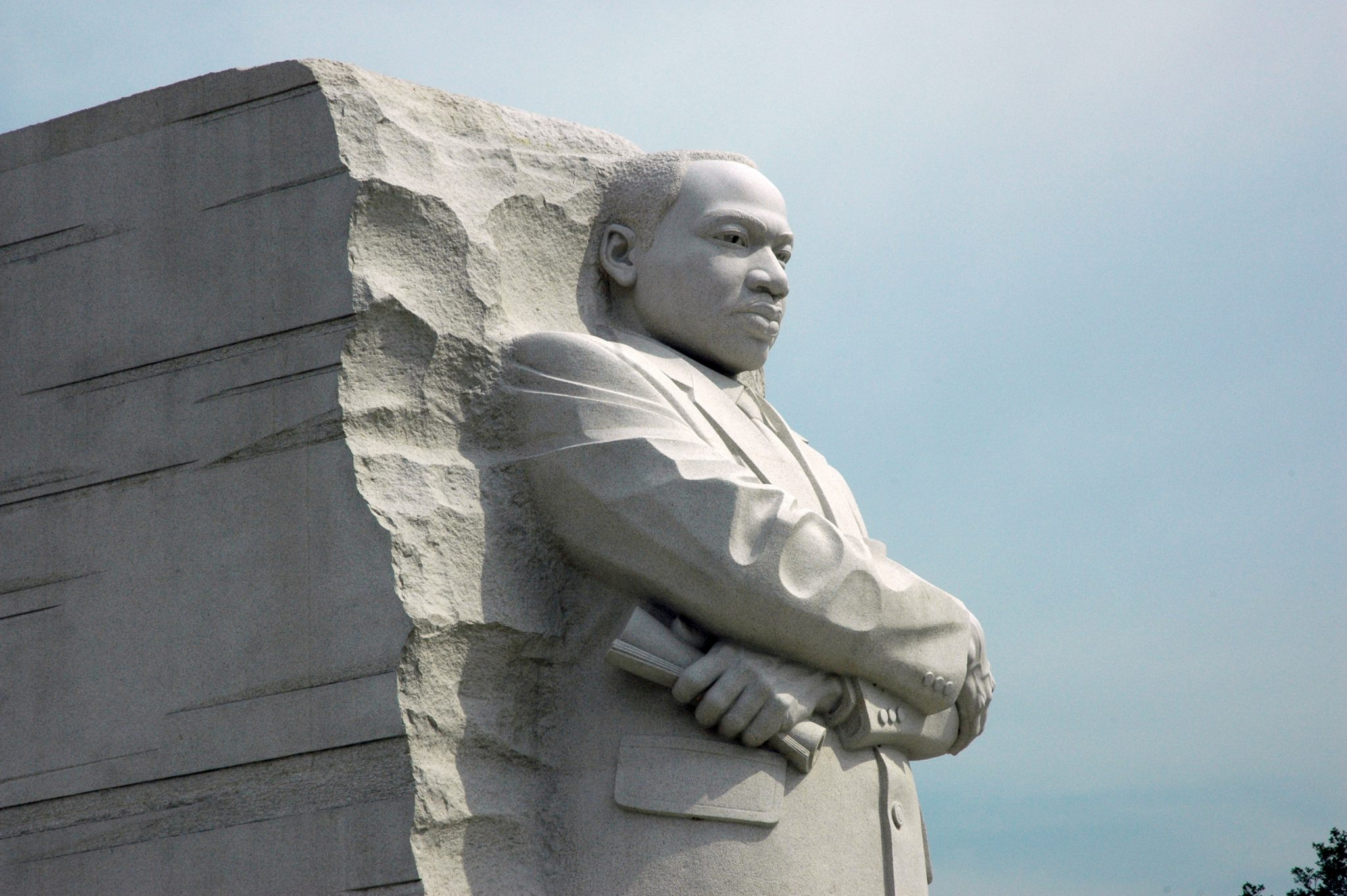 Remembering MLK, Jr. at His Memorials