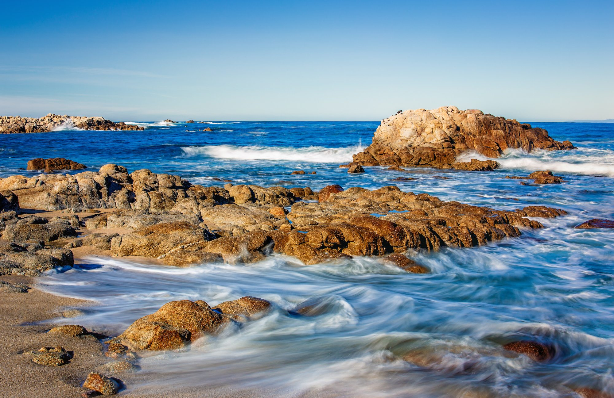 California's 17-Mile Drive