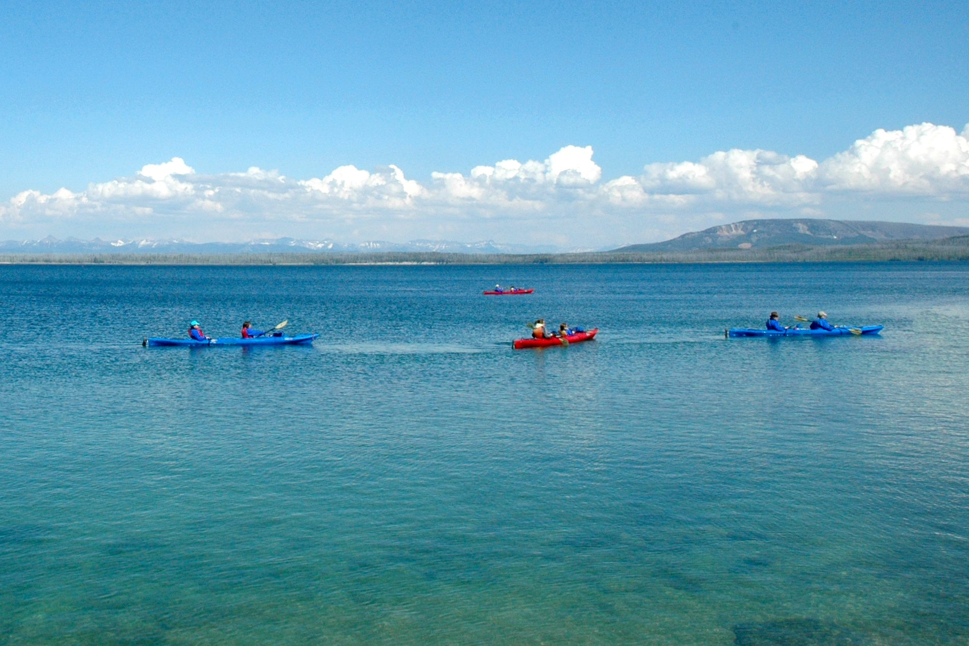 5 Unforgettable Kayak Tours