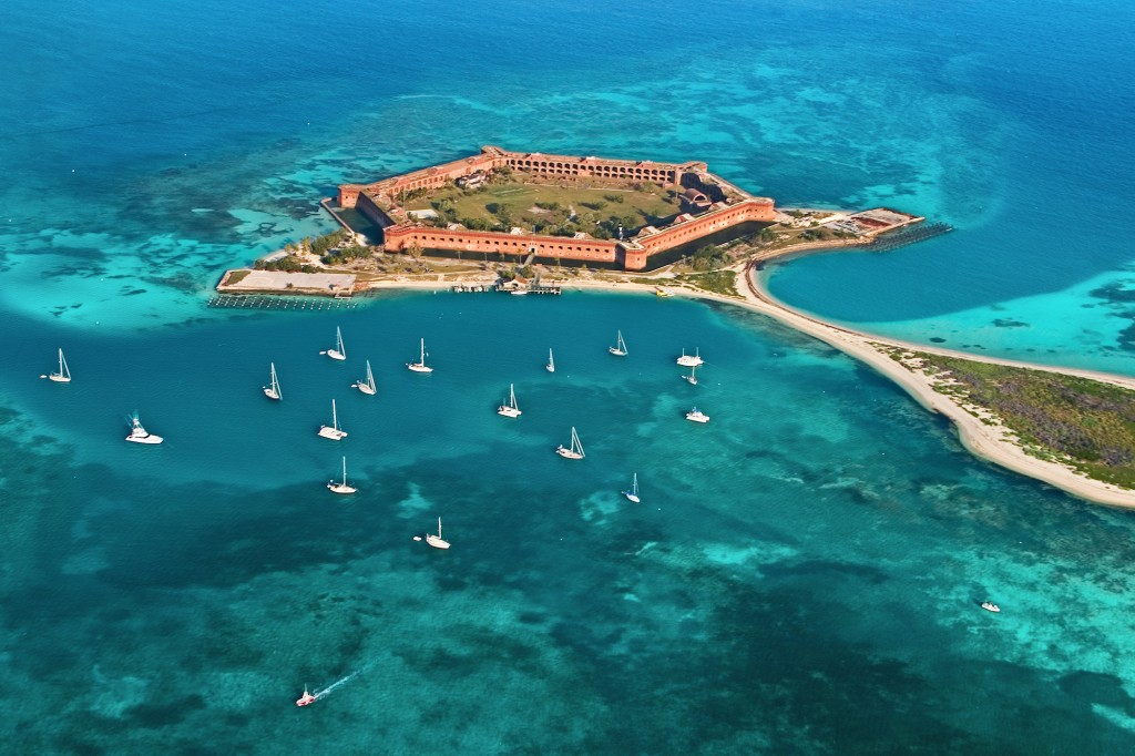 Fort Jefferson - Dry Tortugas National Park
