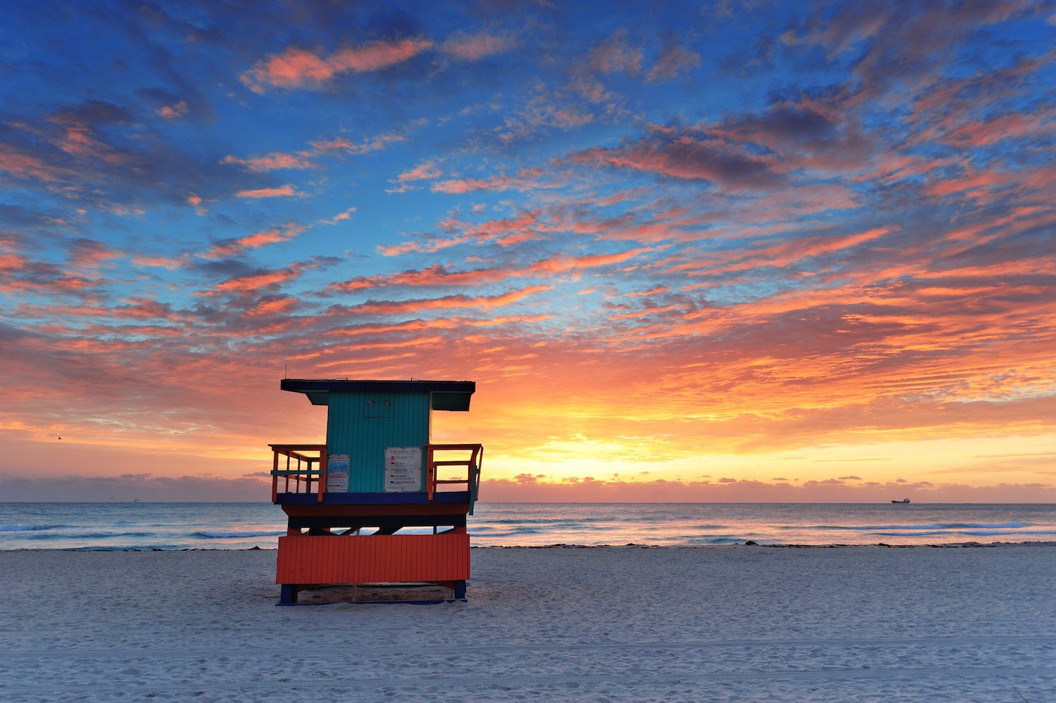Ultimate Romantic Road Trip: Sunrise & Sunset in Florida