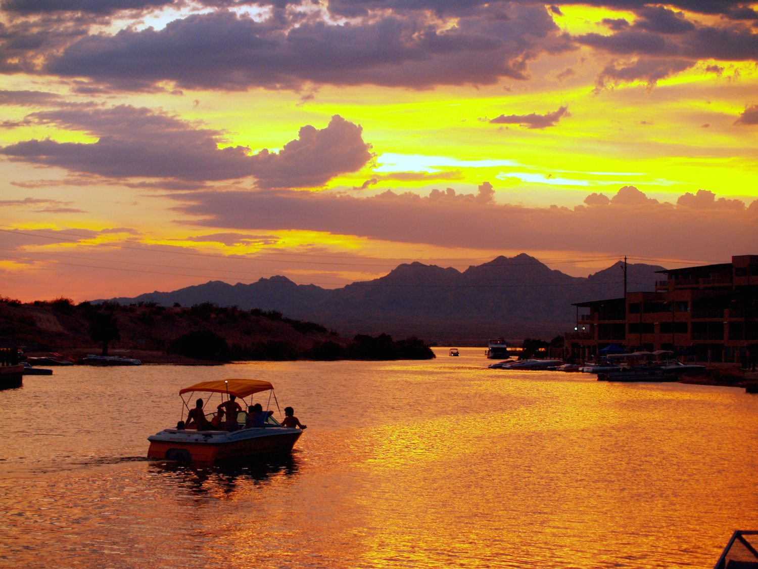 Quick Guide to Lake Havasu