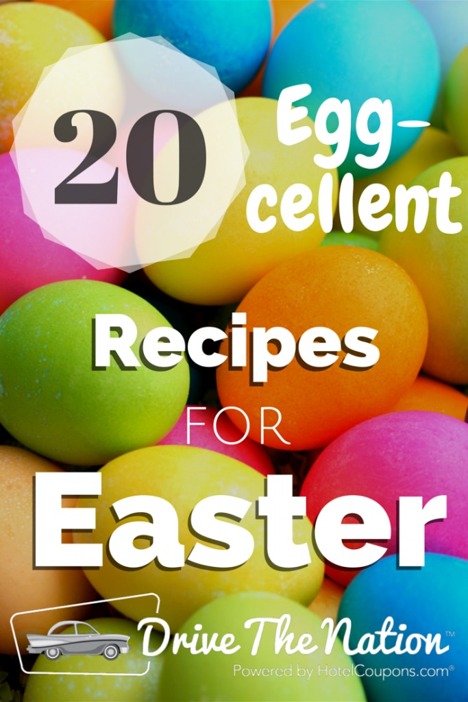 Awesome recipes to make your Easter as tasty as can be!