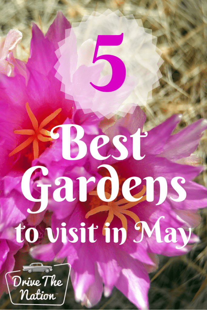 5 Best Gardens to Visit in May from Drive The Nation