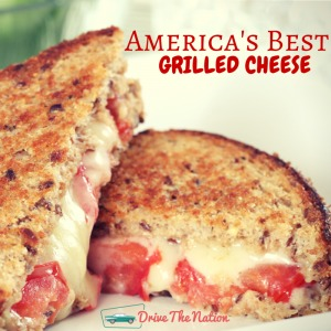 America's Best Grilled Cheese