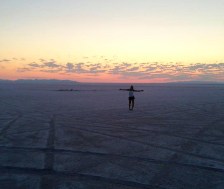 Salt Flats - Kimberly Devitt