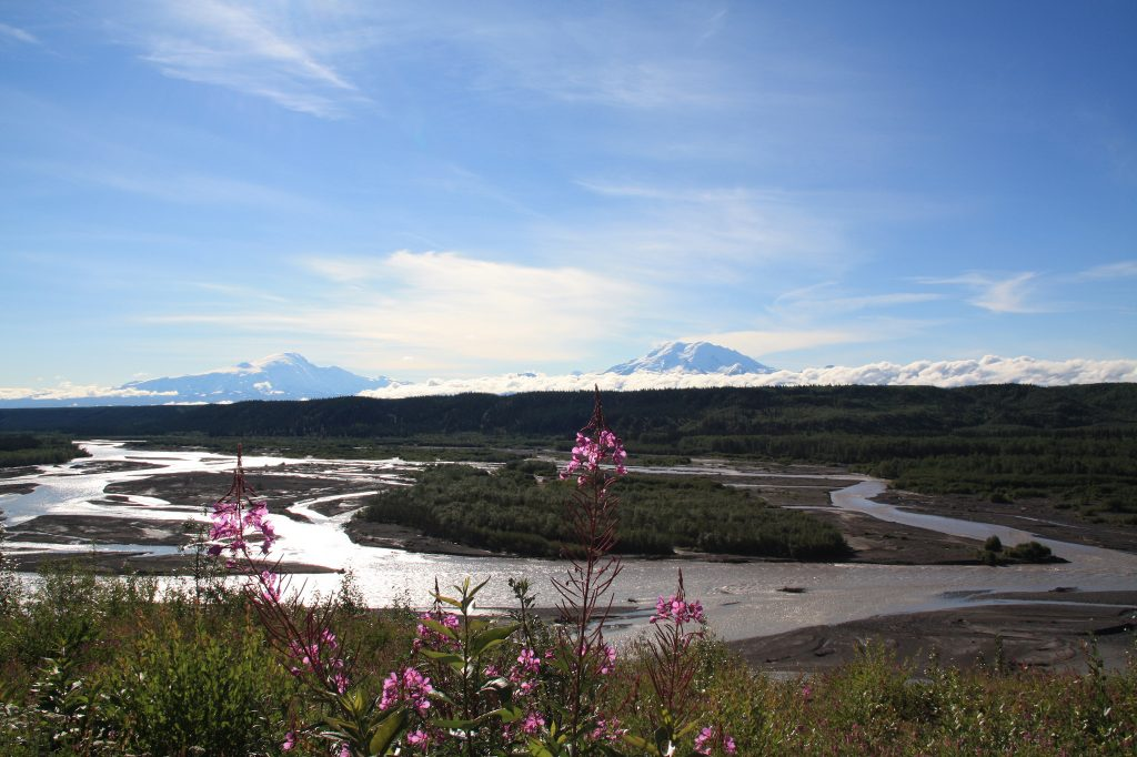 Copper River and Wrangell Mts