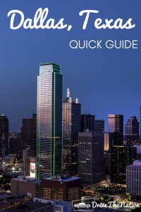 Quick Guide to Dallas