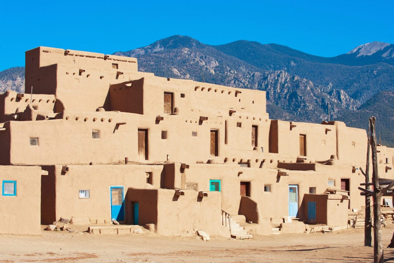 High Road to Taos Scenic Byway