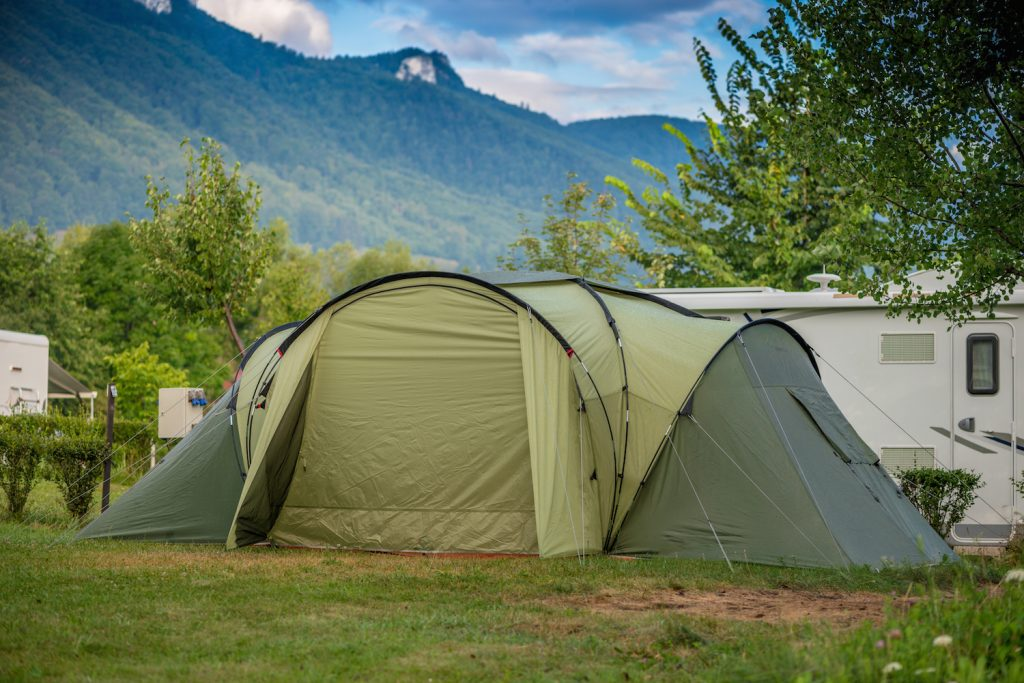 Large Tent for Glamping