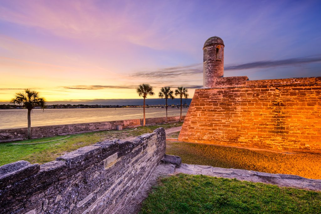 St. Augustine Fort