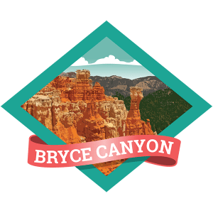 One of the best things about Bryce Canyon is that no matter how active you are, you can see many breathtaking overlooks and a variety of vistas in the park. The scenic drive offers at least 16 overlooks, most of which are accessible by car in the off-season and by shuttle bus during the busy season.