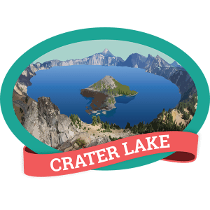 Whether you're hiking in the beautiful summer months or snow-shoeing in the winter, Crater Lake National Park is a sparkling example of Oregon's natural beauty.