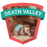 Death Valley Badge