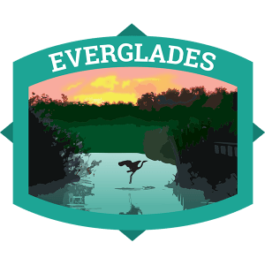 Everglades Badge