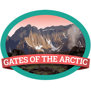 Gates of the Artic Badge