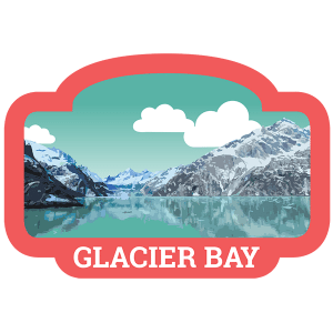 Glacier Bay Badge