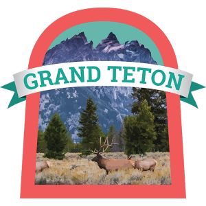 Grand Teton Badge