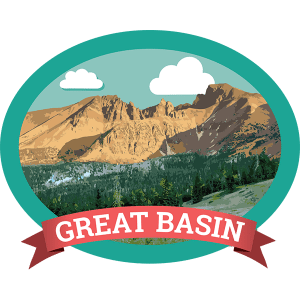 Great Basin Badge
