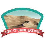 Great Sand Dunes Badge