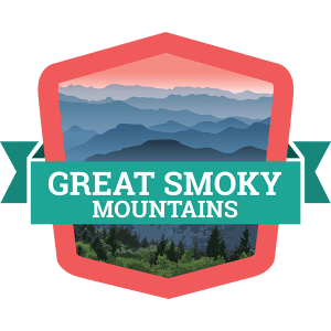 Great Smoky Mountains Badge