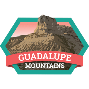 Guadalupe Mountains Badge