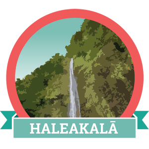 Haleakalā Badge