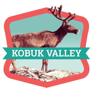 Kobuk Valley Badge
