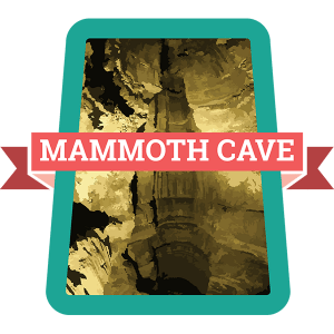 Mammoth Cave Badge