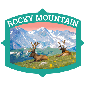 Rocky Mountain Badge