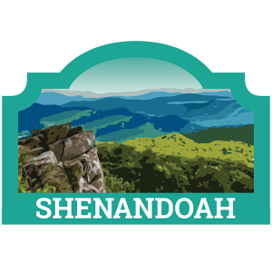 Shenandoah Badge