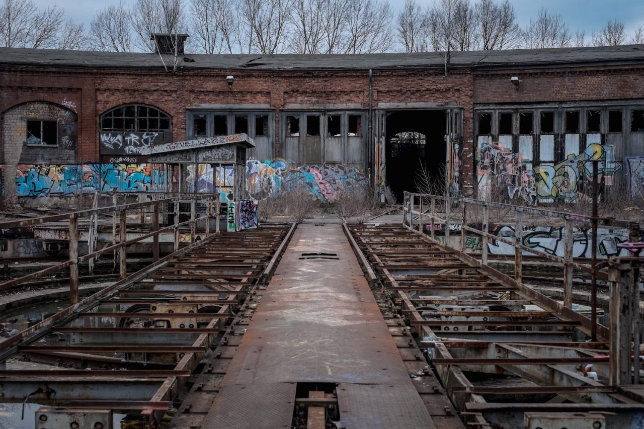 Awesome Abandoned Buildings in the U.S.