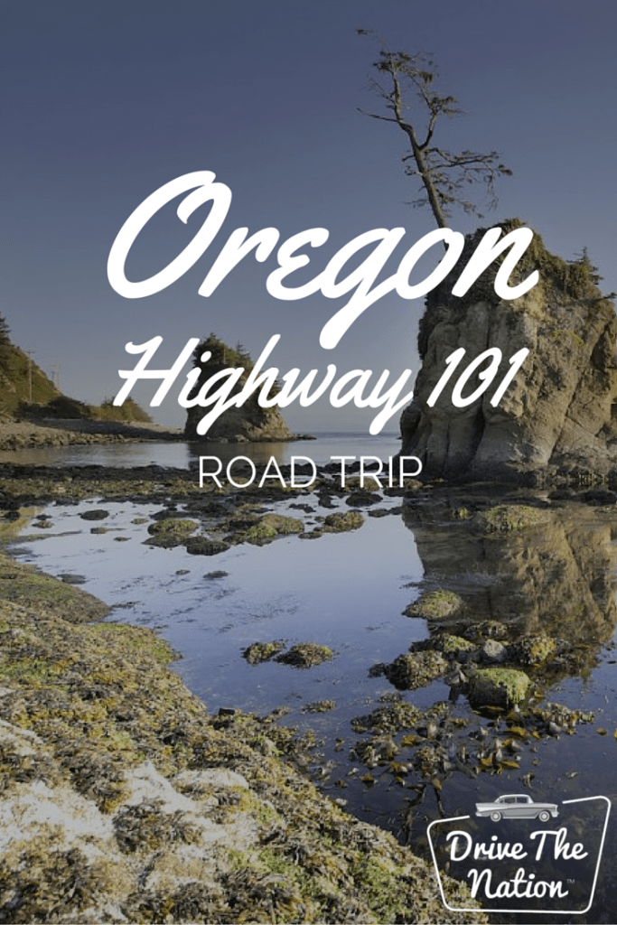 Drive the Pacific Coast Highway through Oregon!