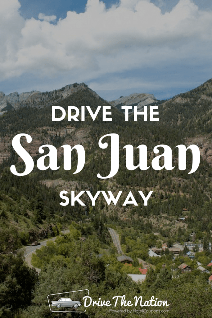 Take one of the most beautiful drives in Colorado.