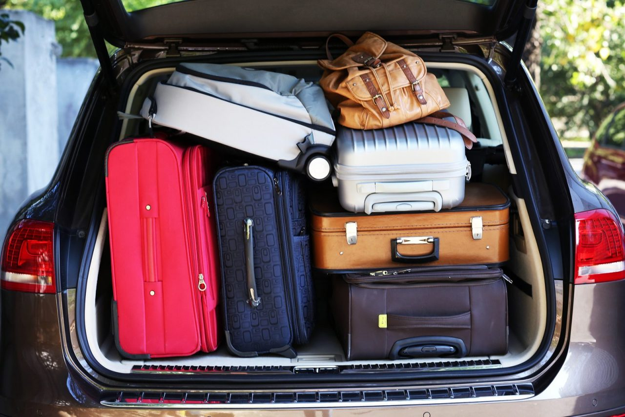 Road Trip Packing: How Little Can You Get Away With?