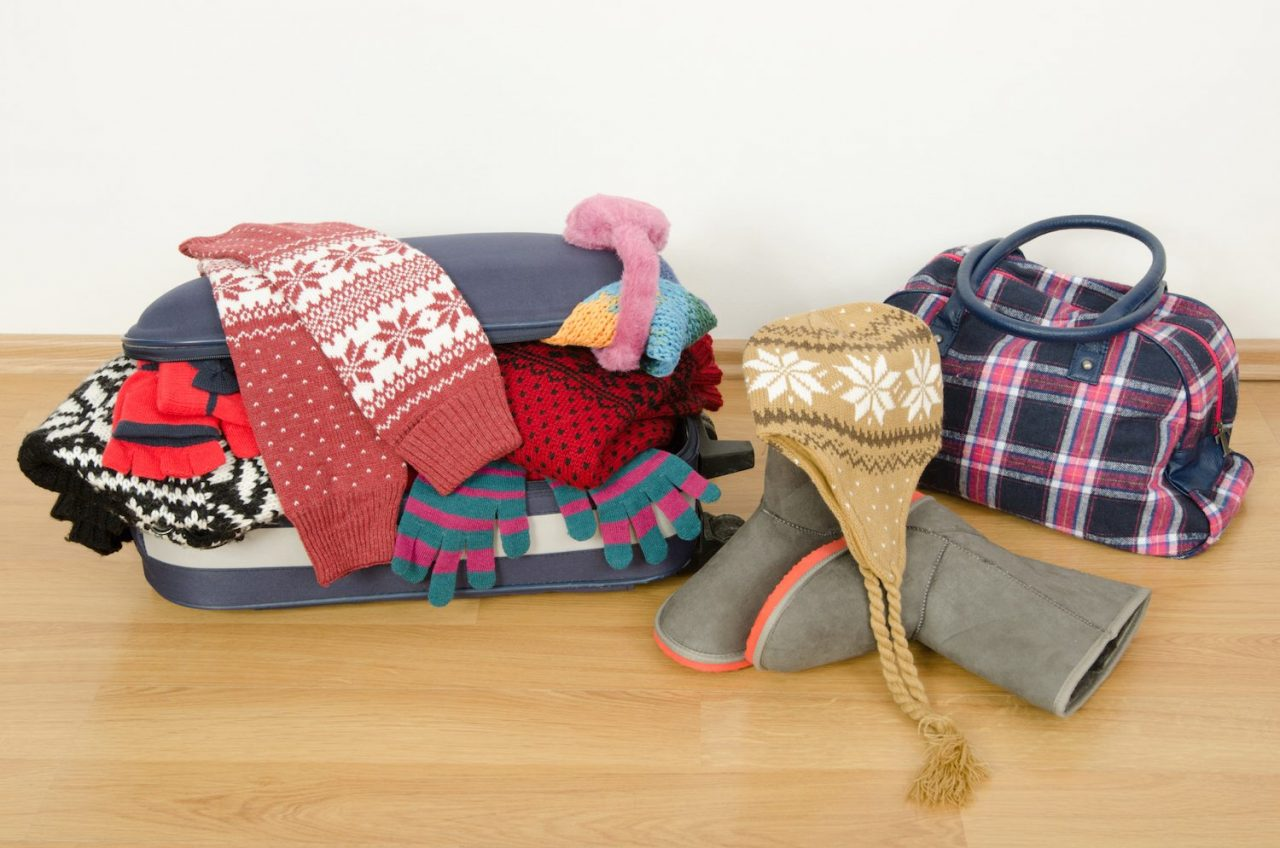 6 Cold Weather Packing Tips