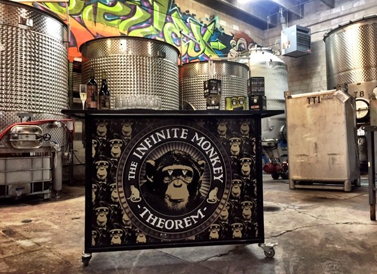 Infinite Monkey Theorem