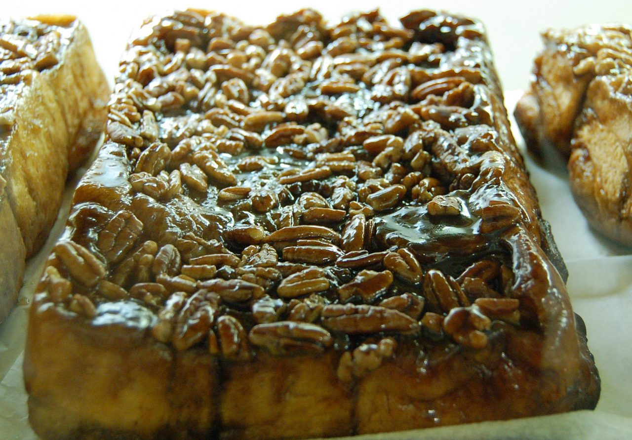 Celebrate National Sticky Bun Day in Lancaster County