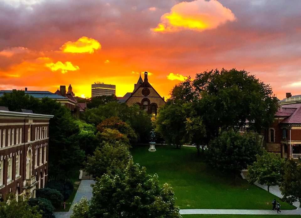 Incredibly Beautiful Ivy League Campuses