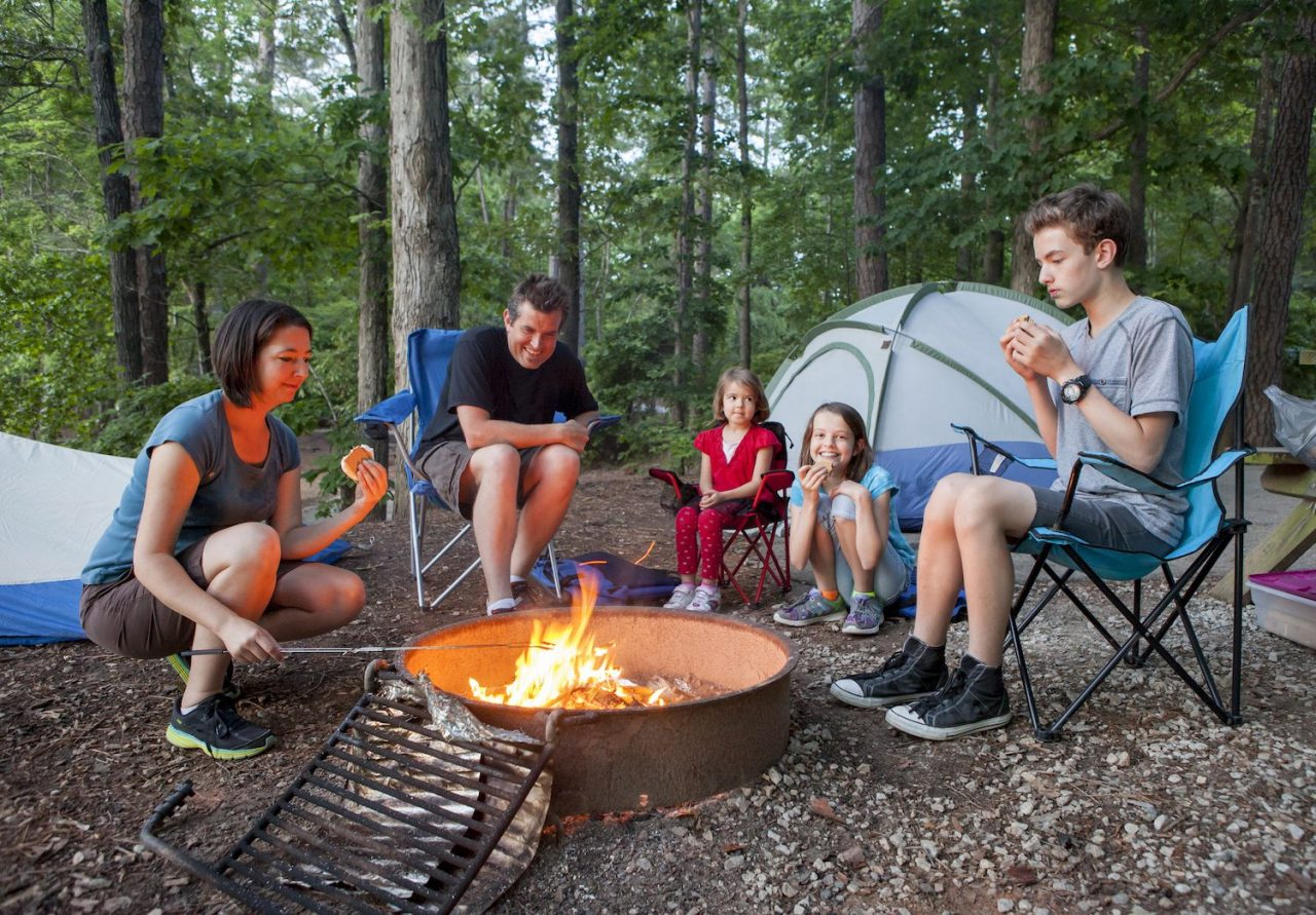 Camping Cuisine: Tasty Campfire Foods