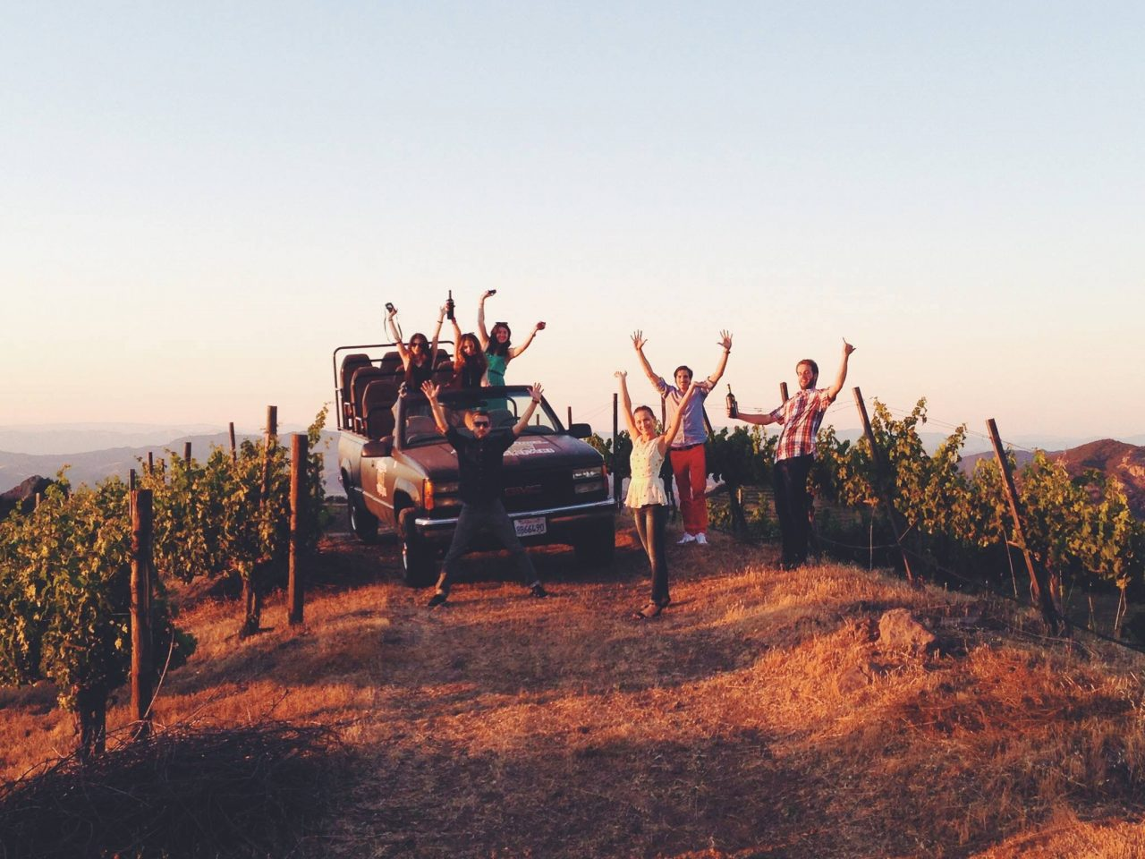 Malibu Wine Safari Adventure
