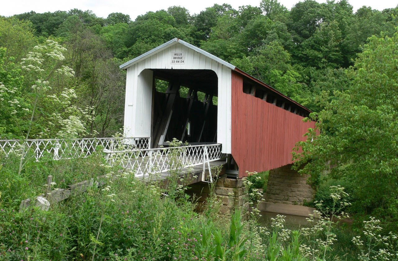 Drive Ohio's National Forest Covered Bridge Scenic Byway
