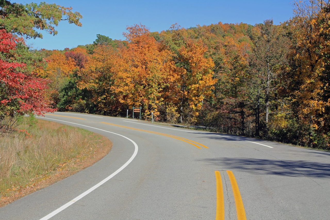 Drive Mount Magazine Scenic Byway
