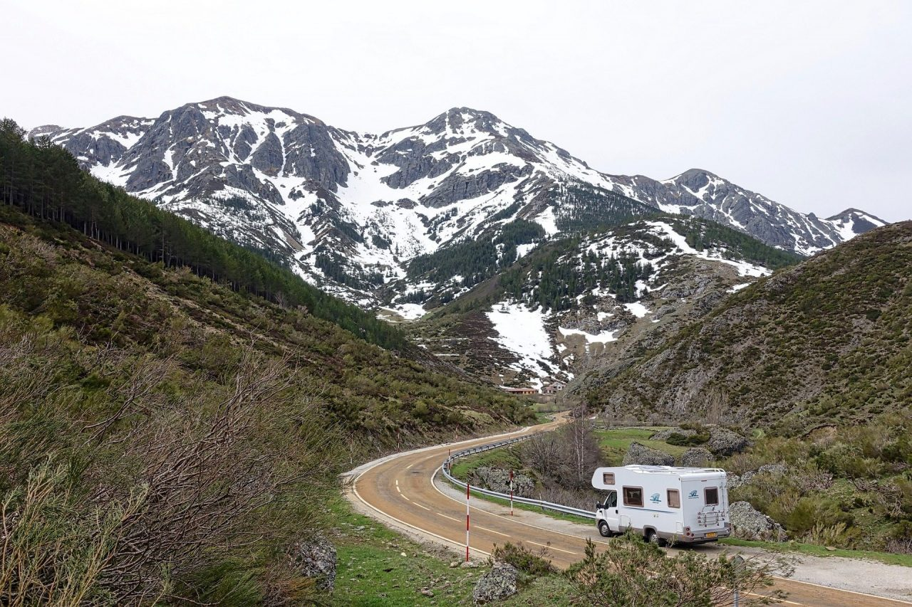 Best National Parks for RVing
