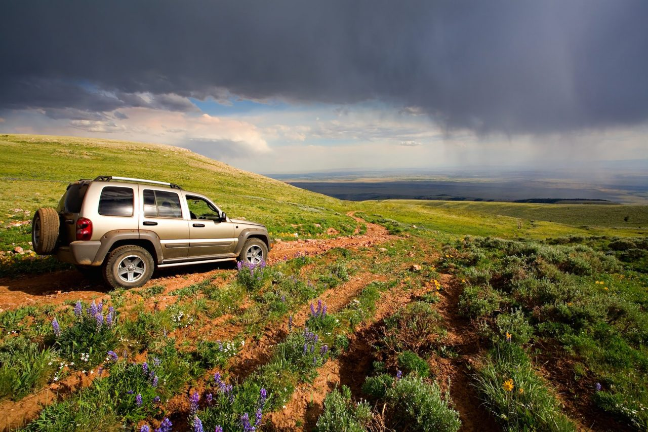 Is Your Vehicle Suitable For Off-Road Driving?
