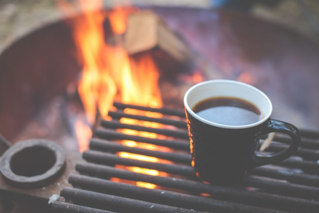 Coffee at the Campfire