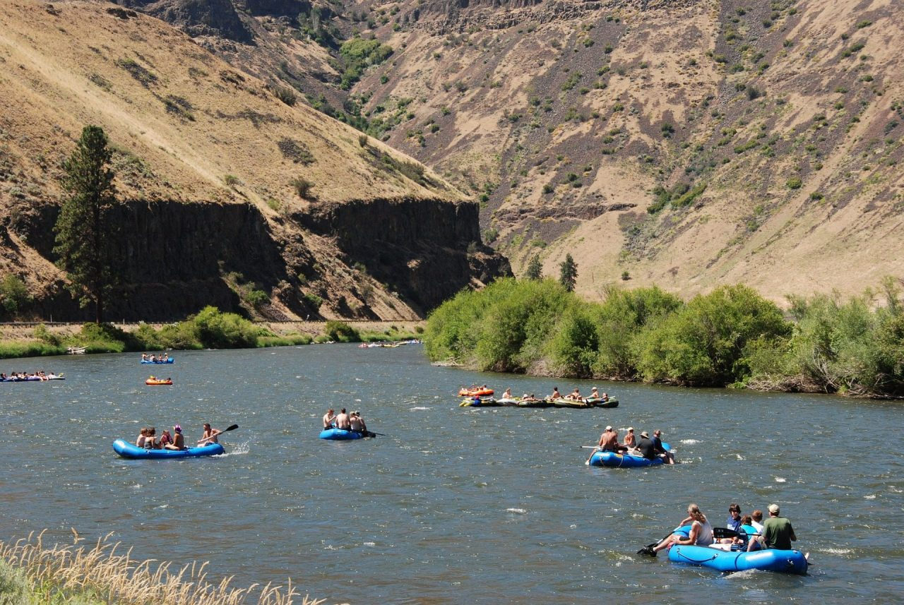 7 of the Best Rivers for Tubing