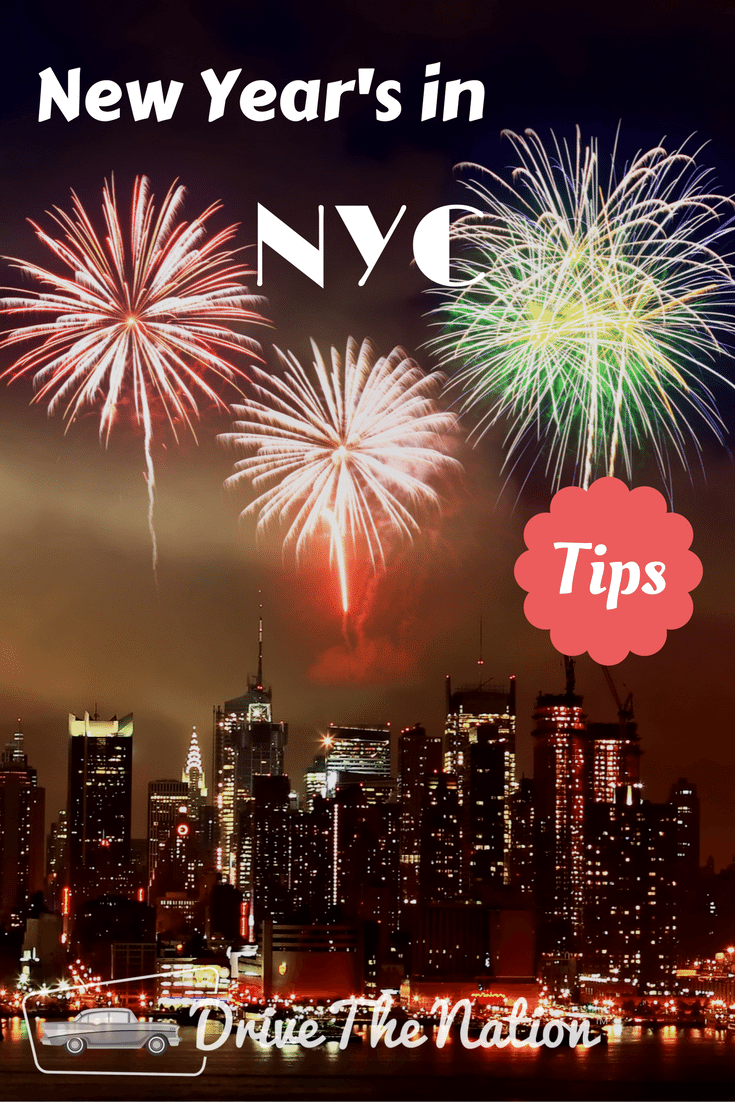 new years eve in nyc tips