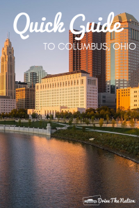 Quick Guide to Columbus, Ohio