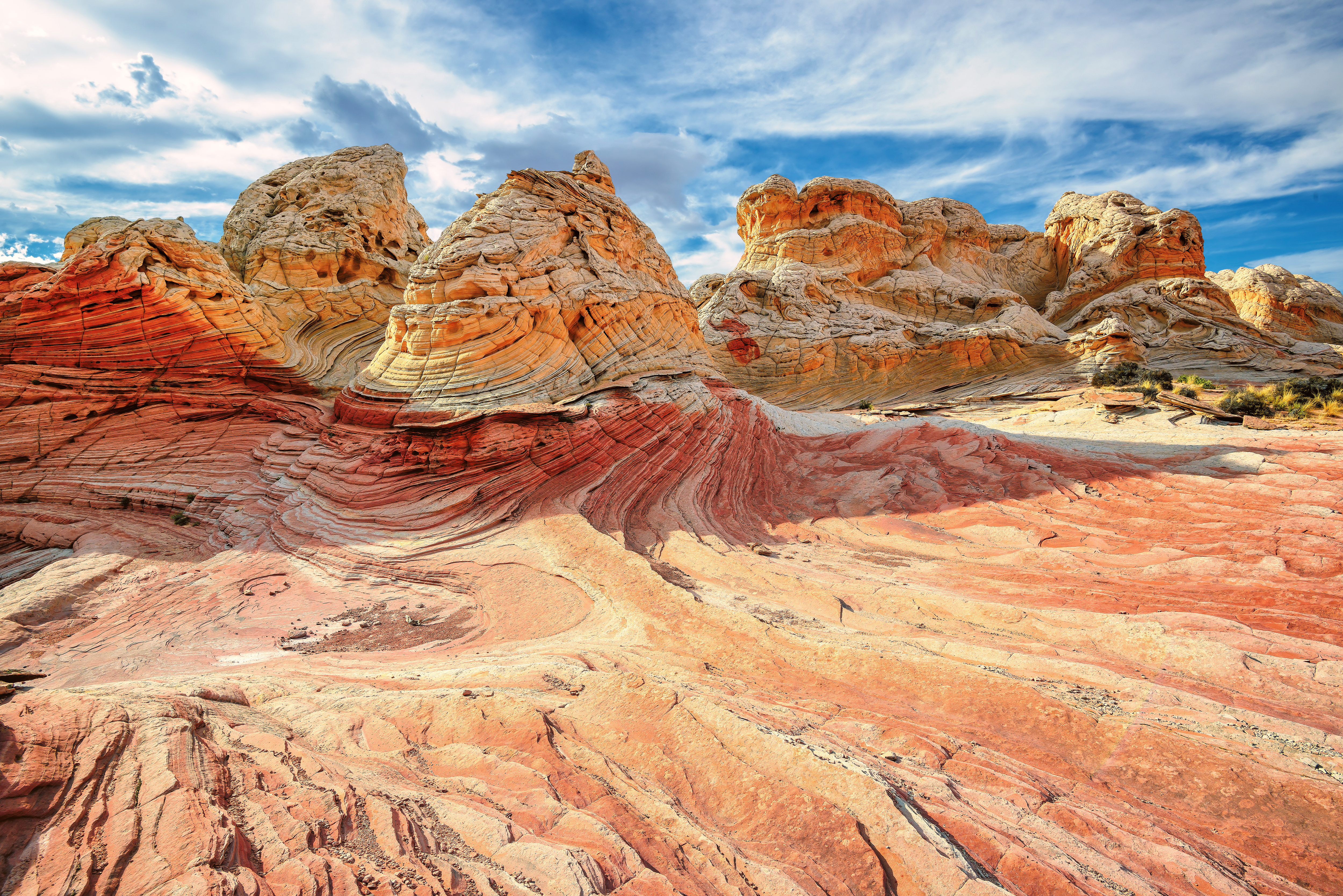 White Pocket area of Vermilion Cliffs National Monument
